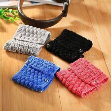 Hand Woven Pure Wool Headband Cushion Pad F Audio-Technica Sony Grado Headphone