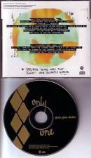 GOO GOO DOLLS Only One RADIO EDIT PROMO DJ CD Single