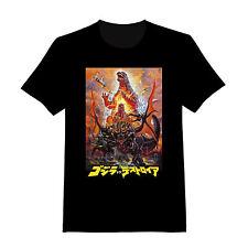 Godzilla vs Destoroyah - Custom Adult T-Shirt (146)