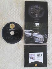 ASPID Supercar rare 2002 Press DVD brochure - IFR Automotive, Spain
