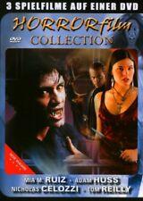 3 Horrorfilme u.a Tanz der Dämonen, Evil Force, Slaughterhouse Rock DVD NEU OVP