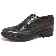 8495P scarpa all'inglese SAX BICO 3 verde scarpa donna shoe woman