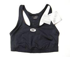 SB07 Active Freedom NEW AF1015 Black Dri-Logic Hi Performance Drywear Sports Bra