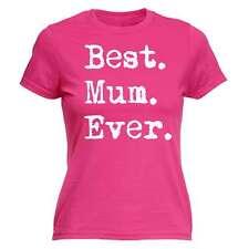 Para Mujer Gracioso Camiseta-Mejor Mamá Momia siempre día de las Madres Cumpleaños del bebé T-Shirt