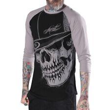 Hyraw Raglan Shirt - Dark Street