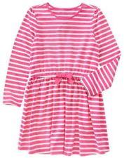 NWT Gymboree Mix N Match Girls/toddler pink Striped Dress 10/12