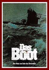 Das Boot    German Movie Posters Classic Vintage Films