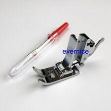 High Shank Zigzag Presser Foot For Juki Janome Mc9000 10000 Pfaff Grand Quilter