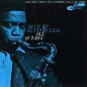 1 CENT CD Blue & Sentimental - Ike Quebec