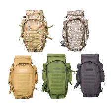 60L Outdoor Backpack Pack Rucksack Tactical Bag for Hunting Shooting Campin J7M3