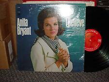 BRYANT, ANITA - I BELIEVE - INSHRINK - LP - NM NM
