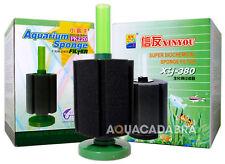 Aquacadabra biochimique éponge filtre in-aquarium bio-mousse mécanique fish tank