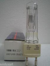 LAMPADA ALOGENA 2000W CP/75 CP/92 G22 64787 6994Y 88506 LUCE SPETTACOLO TEATRO