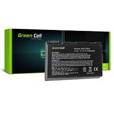 Batería para Acer Aspire 5110 5200 5610 5630 Green Cell Ordenador 4400mAh