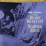 Lullaby of Broadway Best Busby Berkeley Dick Powell 2CDs 1995 Turner Movie Rhino