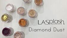 LA SPLASH Cosmetics Loose Eyeshadow Diamond Dust Collection~100% Authentic!