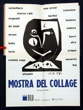 """GALLERIA BLU - Collezione """"Le Presenze"""" della Galleria Blu 1964-65"""