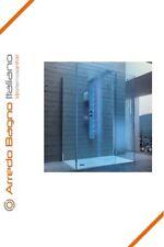 CABINA BOX DOCCIA MULTIFUNZIONE IDROMA. HAFRO BRISTOL BOX 7 80X120 130 140 150