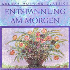 V/A - Sunday Morning Classics/Entspannung Am Morgan (German 13 Tk CD Album)