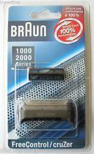 NEW BRAUN 10B/20B CRUZER FREECONTROL 1000/2000 1775 3 5 6 Shaver FOIL+CUTTER SET