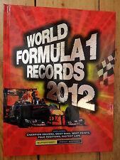 WORLD FORMULA 1 RECORDS 2012 F1 SCHUMACHER FANGIO SENNA MANSELL HILL FERRARI LAU