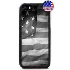 USA American Flag Pride Hard Case Slim Cover iPhone Xs Max XR X 8 7 6 Plus 5 4