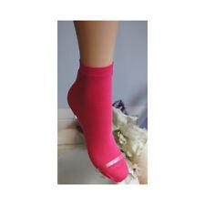 """Trasparenze """"Monique"""" Hot Pink Cotton Ankle Socks"""