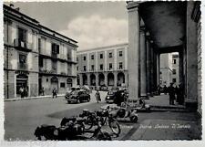 ISERNIA Piazza Andrea D'Isernia Animata PC Vintage Circa 1940