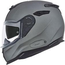 Nexx SX.100 Core Motorcycle Motorbike Helmet - Matt Dark Grey