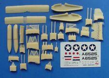 Omega Modelle-Resin Kits-verschiedene Flugzeuge verfügbar