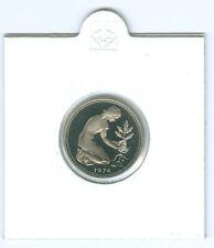 BRD 50 Pfennig PP  (Wählen Sie unter folgenden Jahrgängen: 1974 - 1990 und DFGJ)