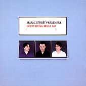 Manic Street Preachers - Everything Must Go CD Album Manics