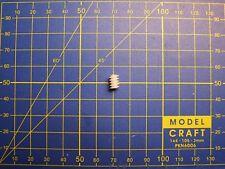 RARE VIS SANS FIN L8 ou L10 CHEMISE AXE 1,5 MM pour MOTEUR axe 1,5 mm JOUEF HO