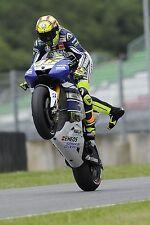 VALENTINO ROSSI Wheelie SUPERBIKES SPORT MOTO GP grandi poster muro decoation BOY