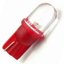 6 AMPOULE LED W5W ROUGE INTENSE TROISIEME STOP PEUGEOT 206 HDI RC S16 1.4 1.6