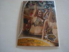 JACKSONVILLE JAGUARS CHEERLEADERS CARD(S)  2009 TOPPS CHROME