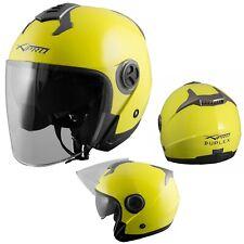 Helmet Scratchproof Sun Visor Motorcycle Scooter Motorbike A-Pro Fluo