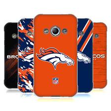 UFFICIALE NFL DENVER BRONCOS LOGO COVER MORBIDA IN GEL PER SAMSUNG TELEFONI 4