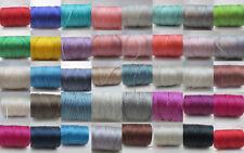 C-lon Nylon Beading Cord .5mm - Color Choice