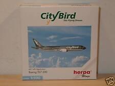 1 von 1 - Herpa Wings B 767-300 CityBird - Flying Dream - 502924 - 1/500