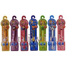 Pororo Figure Kids Toothbrush (Pororo, Petty, Poby, Eddy, Crong, Loopy, Harry)