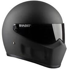 Bandit Super Street 2 Motorrad Helm Motorradhelm Streetfighter klein  Fiberglas