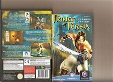 Prince of Persia Arenas De Tiempo Nintendo Gamecube/Wii