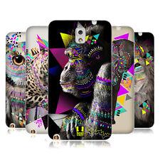 HEAD CASE DESIGNS Wildlife stile Soft Gel Custodia per telefoni SAMSUNG 2