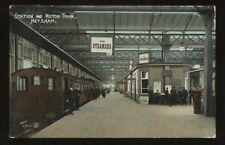 Lancs HEYHAM Railway station Motor train early PPC