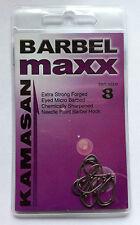 KAMASAN BARBEL MAXX  HOOKS - all sizes available