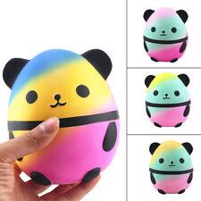 Kawaii Squishies Cartoon Cute Panda Slow Rising Scented Stress Relief Gift Toys