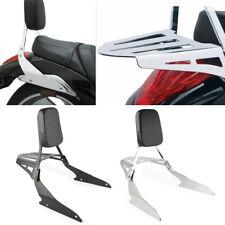 Passenger Backrest Sissybar & Luggage Rack For Suzuki Boulevard M109R 2006- 2015