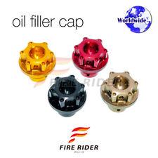 CNC Motorcycle Rudder Oil Filler Cap For Ducati Monster S2R 800 1000 04-08 05