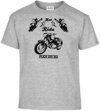 T-Shirt,Puch 250 SG,Pinup,Motorrad,Bike,Oldtimer,Youngtimer